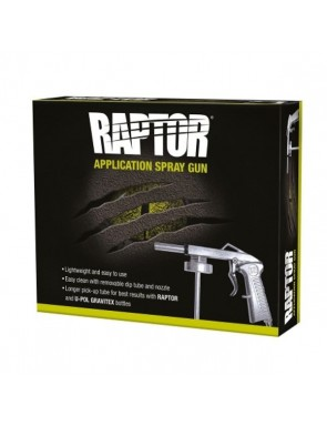 Schutz Gun: for Gravitex & Raptor