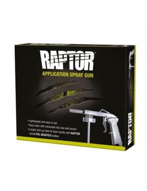 Pistola antigravilla & Raptor