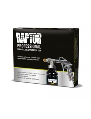 Pistola profesional regulable Raptor