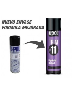 Negro satinado  450 ml