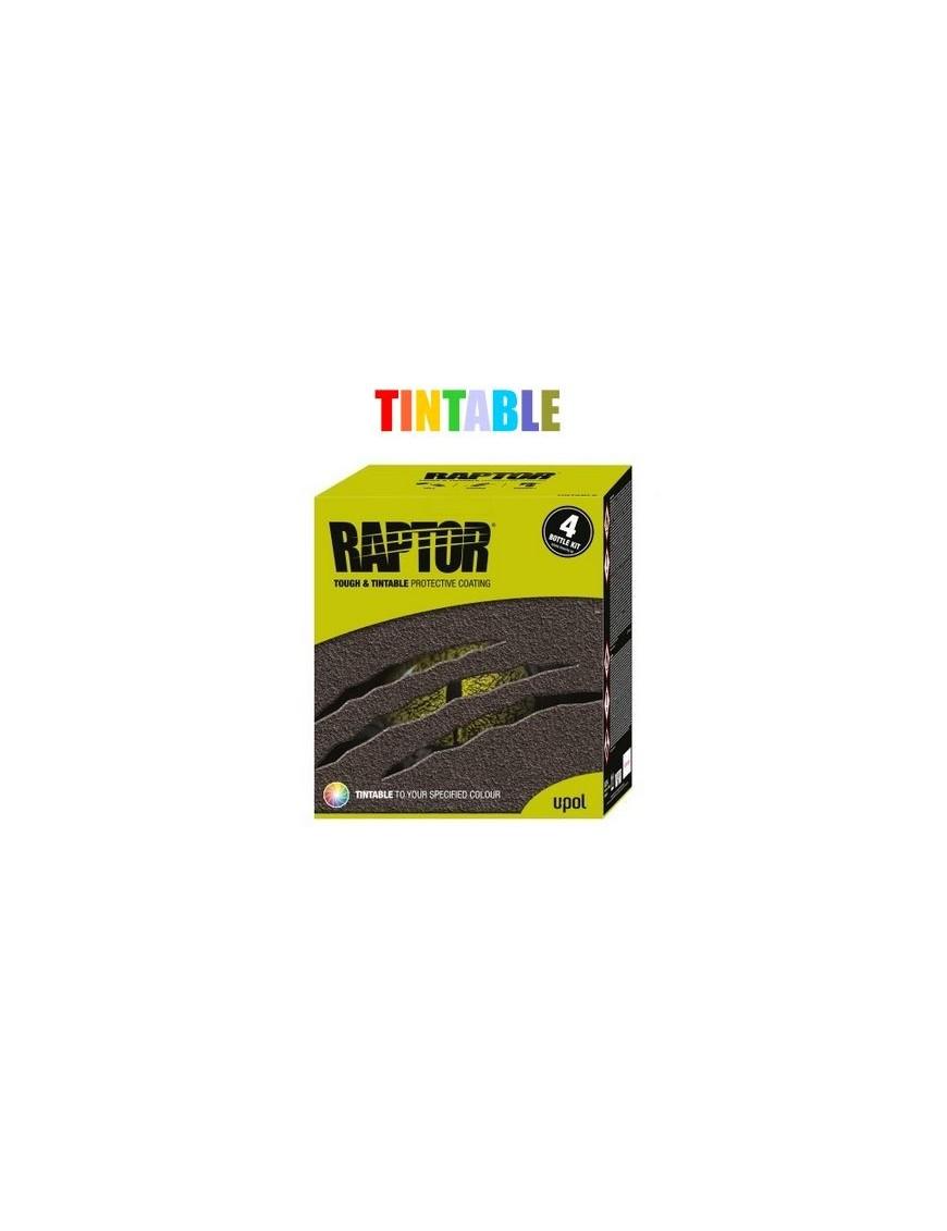 Kit Recubrimiento RAPTOR™ Tintable 4L