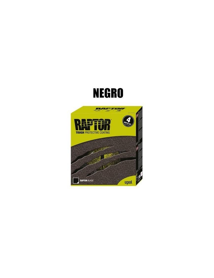 Kit Recubrimiento RAPTOR™ Negro 4L