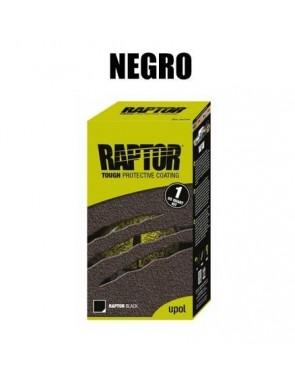 Kit Recubrimiento RAPTOR™ Negro 1L.