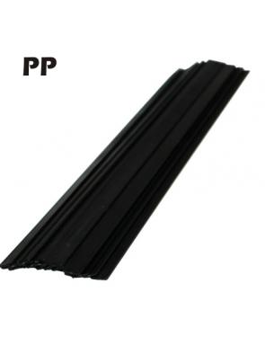 Varilla aportación PP Negro 11 x 300 (15 Uds)