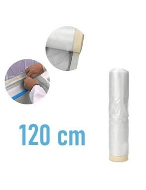 Plastico con cinta 120 cm