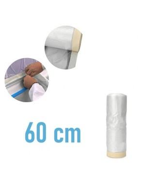 Plastico con cinta 60 cm