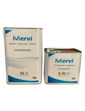 Vernis Kit Mervi +...