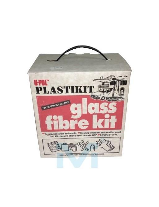 Kit Profesional Fibra de Vidrio & Resina