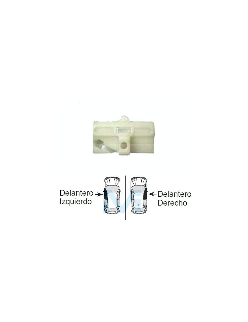 Soporte cristal Vito (W638) elevalunas delantero