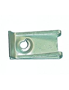 Clip fijación 6,3 Ø  (50 Uds)